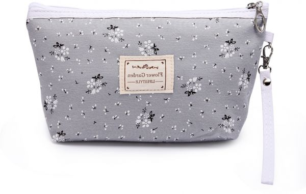 01048cafd9b02c Souq | New WomenPortable Make Up Organizer Storage beauty Case Makeup bag  Toiletry bag Travel Wash pouch Cosmetic Bag | UAE