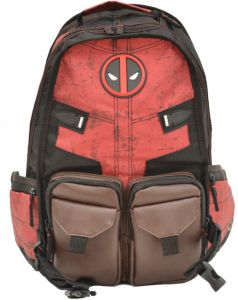 c121d71922ed Deadpool backpack X-men comic film Marvel bag waterproof backpack computer  backpack travel bag outdoor recreation school bag student leisure travel  beach ...