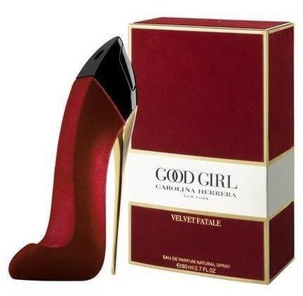 Good Girl Velvet Fatale By Carolina Herrera For Women Eau De
