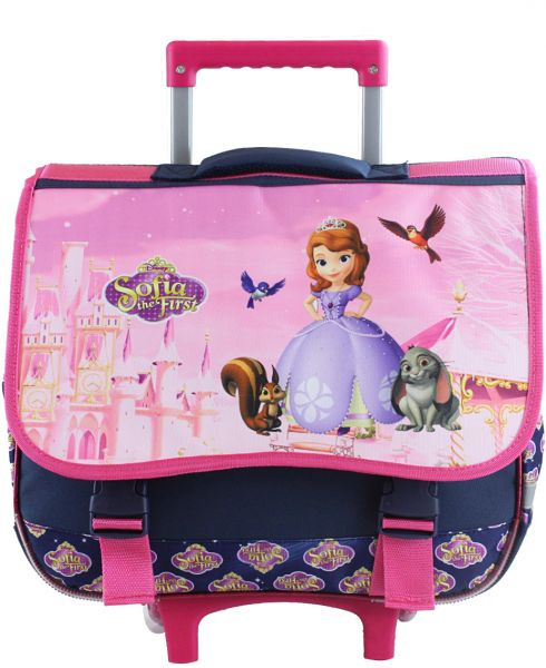 Sofia Kids  Rolling School trolley Backpack for 3-12years old  e06440449f0ea