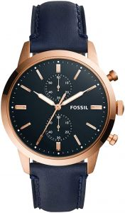 8f78f6d4cc5 Fossil Casual Watch For Women Analog Leather - FS5436