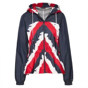Tommy Hilfiger Windbreaker for Women - Multi Color d6ff52c05