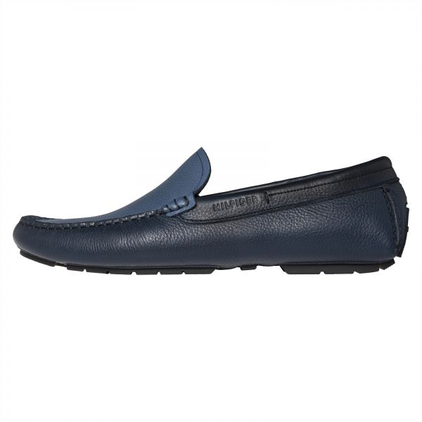 2bf6061862e5 Tommy Hilfiger Loafers   Moccasian Shoes for Men - Blue