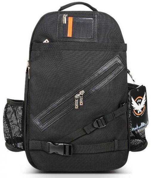 Tom Clancy S The Division Tactical Backpack School Bag Laptop Leisure Souq Uae