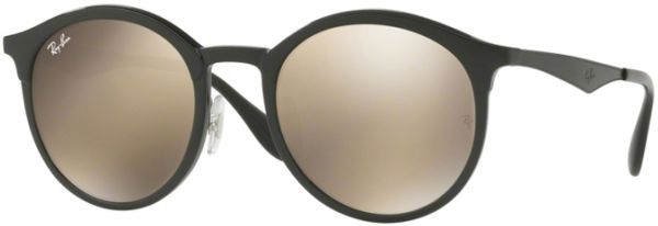 681c29ba81 Ray-Ban Unisex Round Sunglasses - RB4277 601 5A51 - 51-21-145 mm ...