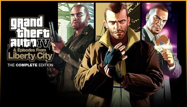 Grand Theft Auto Iv Gta (Complete Edition) Digital Code For