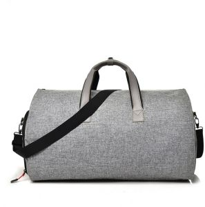 Travel Garment Bag men duffle bags suitcase suit Business Travel Organizer  Foldable shoulder bag Trip luggage handbag 16290812f3e91