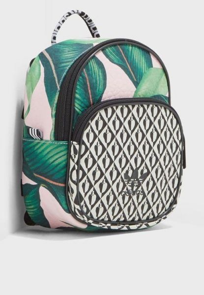 50c83c292417 ADIDAS Originals Farm Mini Backpack multi color