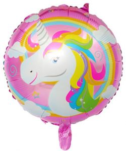 Colorful Unicorn Balloons For Birthday Parties And Other