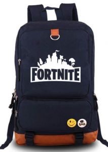 a0ebfe37ee Fortnite Series Classic Noctilucent Luminous Backpack Casual Everyday  Student School Bookbag Basic Travel Rucksack Light Weight Canvas Backpack  Unisex ...