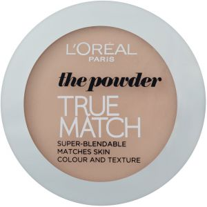 L'Oreal Paris True Match Powder R1/C1 Rose Ivory, 9g