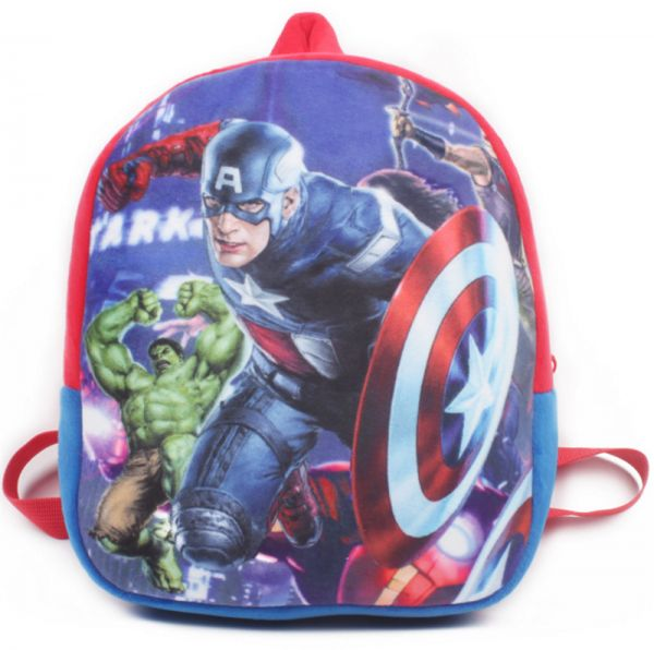 7e481b53e0c9 Superhero Boys  3 D School Backpack