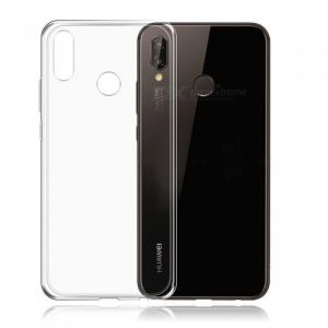 For Huawei nova 3 Case Silicone Cover Back Clear Transparent Ultra Thin TPU Case Cover