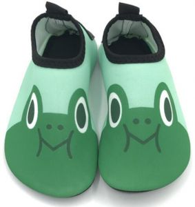 65c0d96fc99e Water Shoes Barefoot Quick-Dry Aqua Yoga Socks Slip-On Frog Design Outdoor  beach surfing Sports Shoes