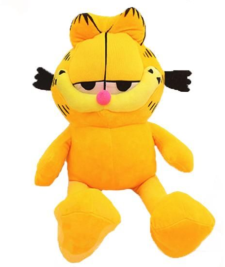 Garfield Plush Toys Big Cartoon Sleeping Pillow Cartoon Doll Lazy