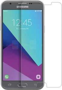 Galaxy J7(2016) Tempered Glass Screen Protector For Samsung Galaxy J7(2017) 9H Hardness 2.5D Curved
