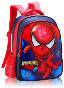 Spiderman schoolbag for Boys Back Pack with big capacity 3eb52bf1f5d1e