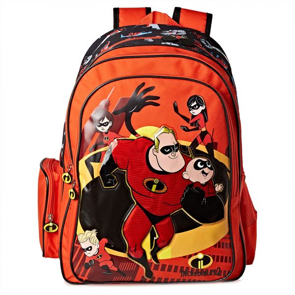 17ca9a062280 The Incredibles School Backpack for Boys