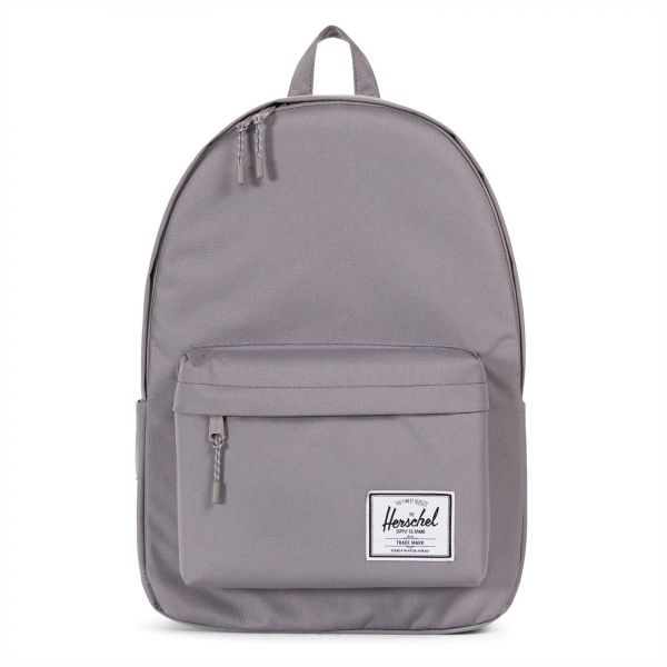 Herschel 10492-00006-OS Classic X-Large Unisex Casual Daypacks Backpack - Grey