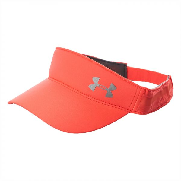 7197421344b Under Armour Fly By Visor Hat for Men