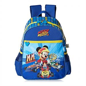 450b04bed015 Disney Mickey School Backpack for Boys - Blue