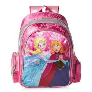 Disney Frozen School Backpack for Girls - Pink 2332097a0d4bd