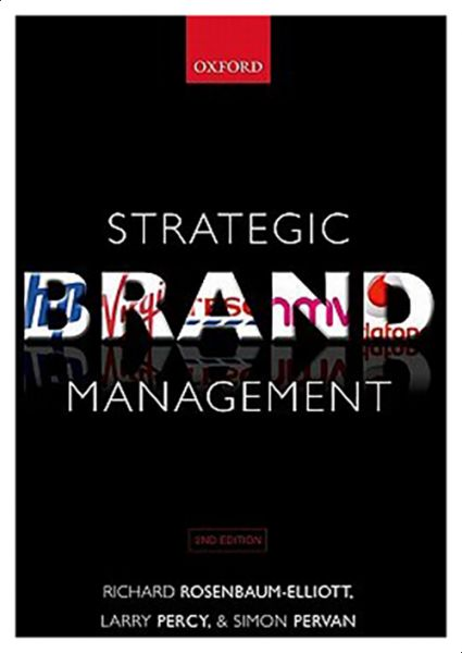 Product Brand Management Book