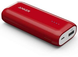 Anker Astro E1 5200mAh Candy bar-Sized Ultra Compact