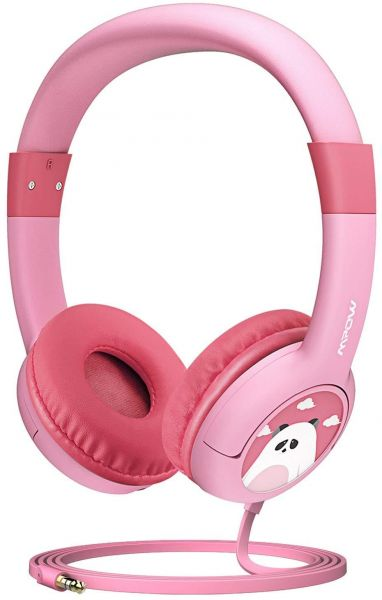38b9e81cb35 Mpow Kids Headphones with 85dB Volume Limited Hearing Protection ...