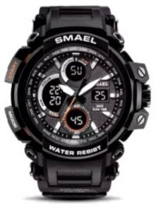 5785eca9f SMAEL Digital Watch Men Military Army Outdoor Sport Watch Water Resistant  Date Calendar LED Electronics Watches Relogio Masculin