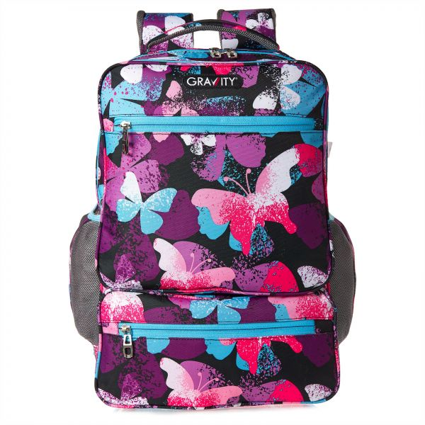 49173412743c Gravity School Backpack for Kids - Multi Color