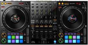 Pioneer 4-Channel DJ controller For Rekordbox DDJ-1000, Black