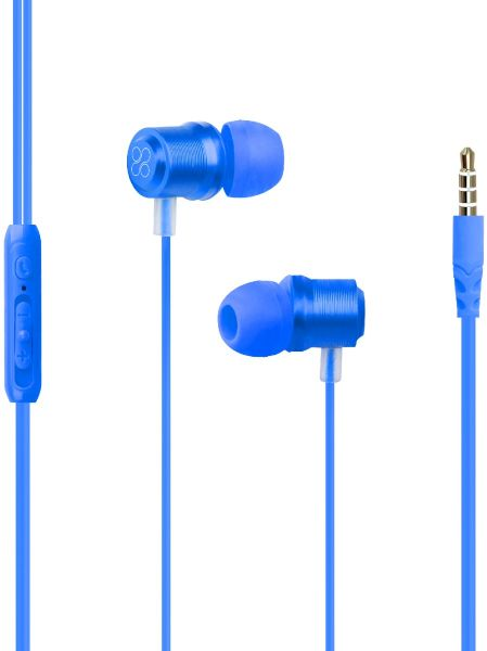 af4ef45743a Promate Magnetic Earbud Headphones, Lightweight Metal HiFi In-Ear Headset  with HD Sound Quality, Volume Control, In-Line Microphone and Noise  Isolating for ...