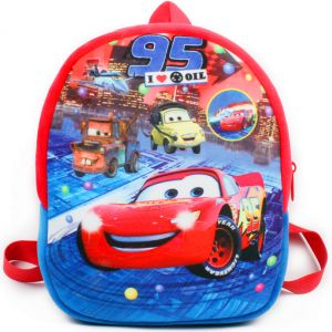3D Toddler Kids Backpack Cartoon Lunch Boxes Carry Bag Pre School  Elementary School Backpack f182c4f5cc8e3