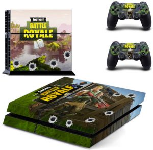 Fortnite Ps4 Slim Protective Sticker Wii Skins Fit For The Xbox One Game Sticker