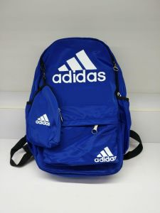 Adidas sports backpack and back bag with unisex bag - Blue of adidas ...