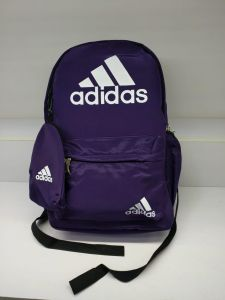 fe268a52ef Adidas sports backpack and back bag with unisex bag - Purple of adidas