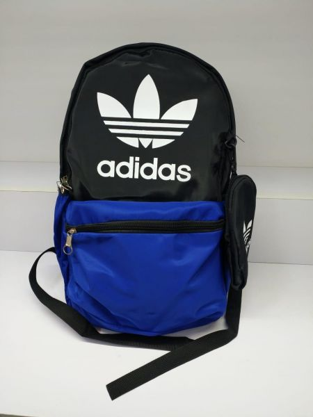 Adidas sports backpack and back bag with unisex bag Blue-Black of ... ae200a5ecb6ca