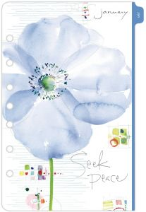 day timer planner refill 8 at a glance day timer blue sky uae