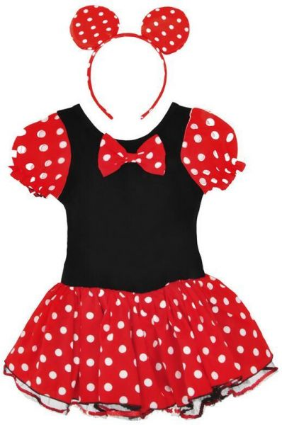 4f1f218447d Cartoon Mickey Mouse Girls Christmas Costumes Children s Minnie Stage Dress  Up Dance Dress