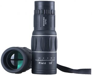Souq dual focus zoom optic lens armoring monocular