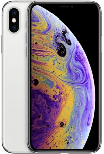 Apple iPhone Xs Without FaceTime - 512GB, 4G LTE, Silver