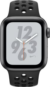 4a56f1e9b Apple Watch Series 4 Nike+ - 44mm Space Gray Aluminum Case with  Anthracite/Black Nike Sport Band, GPS , watchOS 5