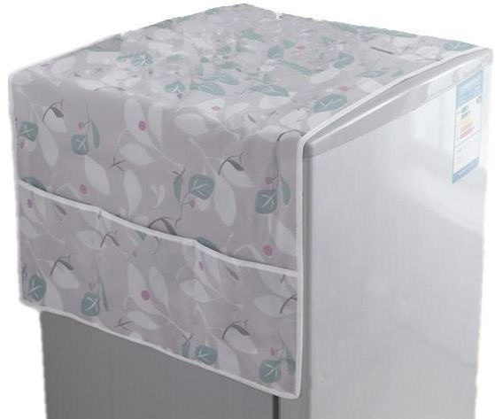 Good quality Waterproof Refrigerator Dust Cover Household Freezer Top Bag Fridge Storage Bag Table Dustproof Cover