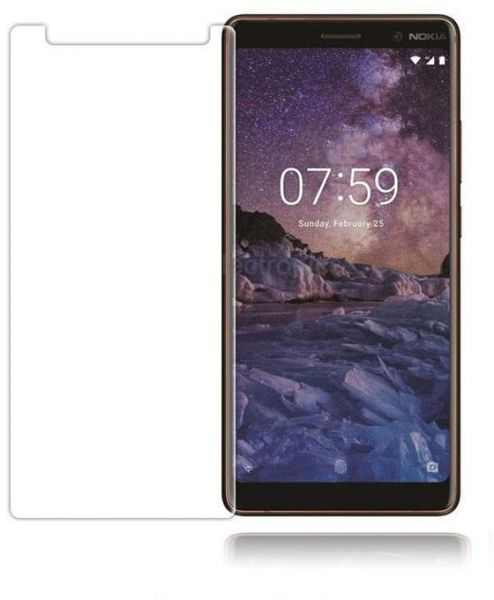 Nokia 8 Sirocco Tempered Glass Screen Protector For Nokia 8 Sirocco By Muzz