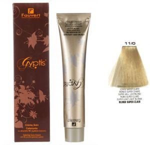 ed1c3e1ec749 Fauvert Professionnel Gyptis Hair Color - 11 0 Super Light Blonde