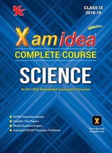 Xam Idea Complete Series Science for CBSE Class 9 (For 2019 Exam) Paperback – 20 May 2018