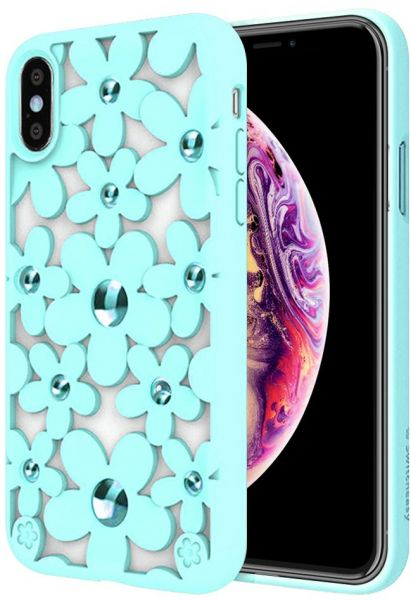 switcheasy iphone xs  Apple iPhone XS Max 6.5 inches SwitchEasy Fleur Series Case Cover ...