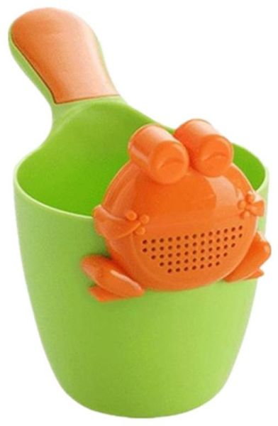 Baby Waterfall Shampoo Rinse Cup Baby Kids Bath Cup Wash Hair Rinsing Water Spoon Reasonable Price