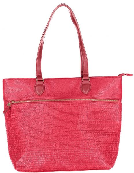 nuovi stili ea5ba 76c50 Carpisa Exterior Pocket Totes Bag Red | Souq - UAE